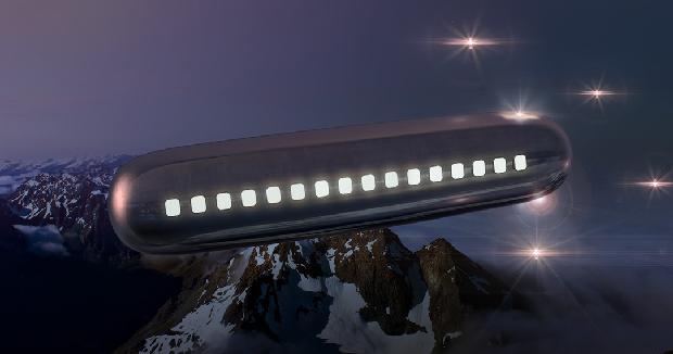 Yukon UFO