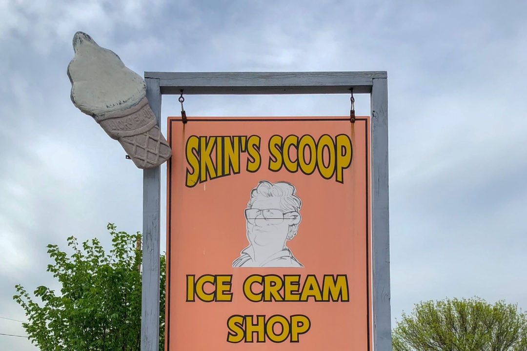 Skin's Scoop.