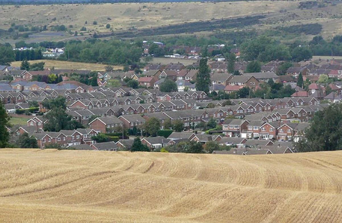 Calverton Village