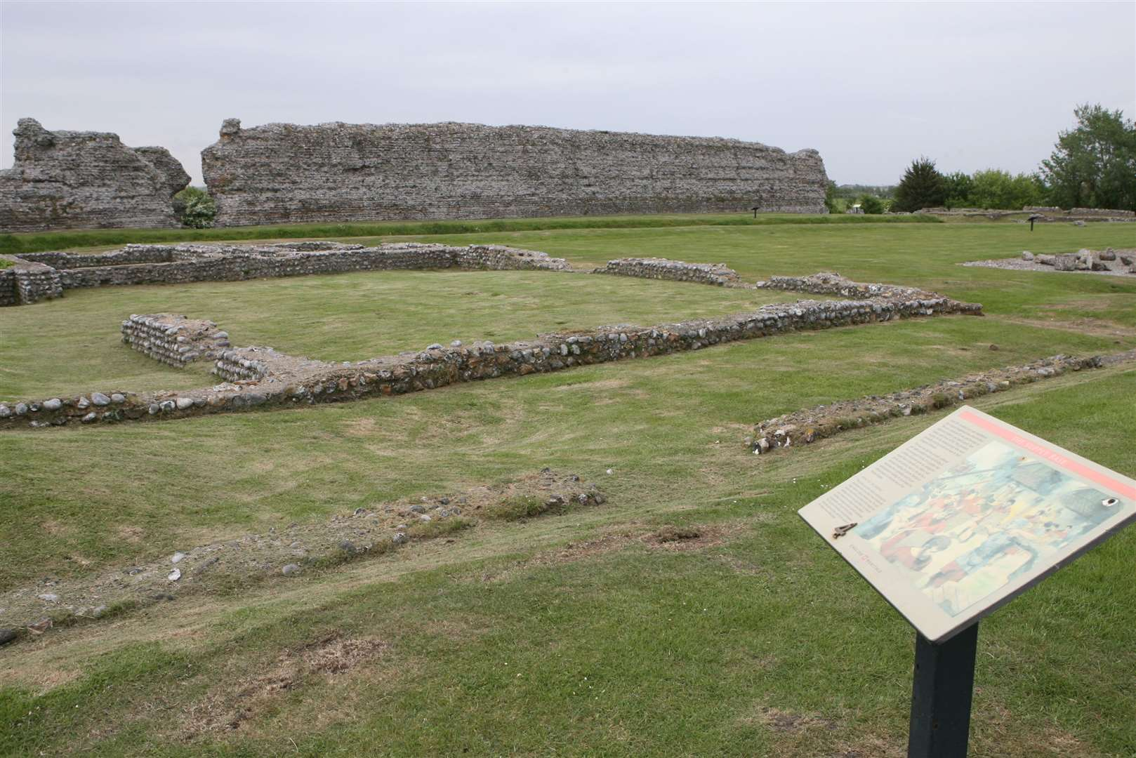 Richborough - one of Kent's most ancient sites