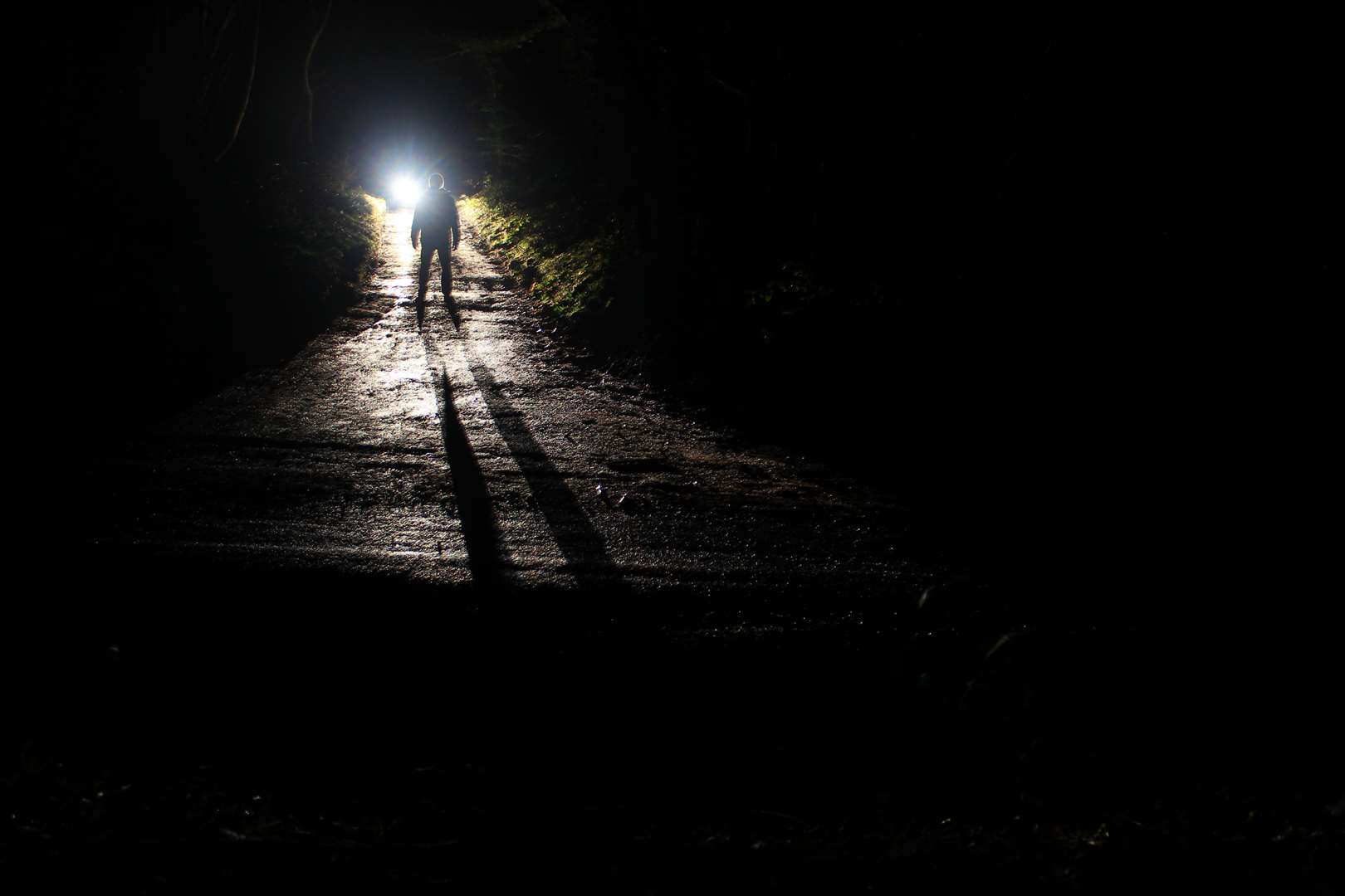 A number of Kent's roads are believed to be haunted. Pic: Joe Wright