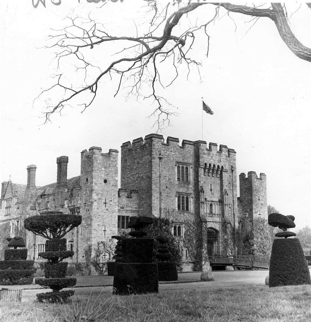 Anne Boleyn haunts Hever Castle