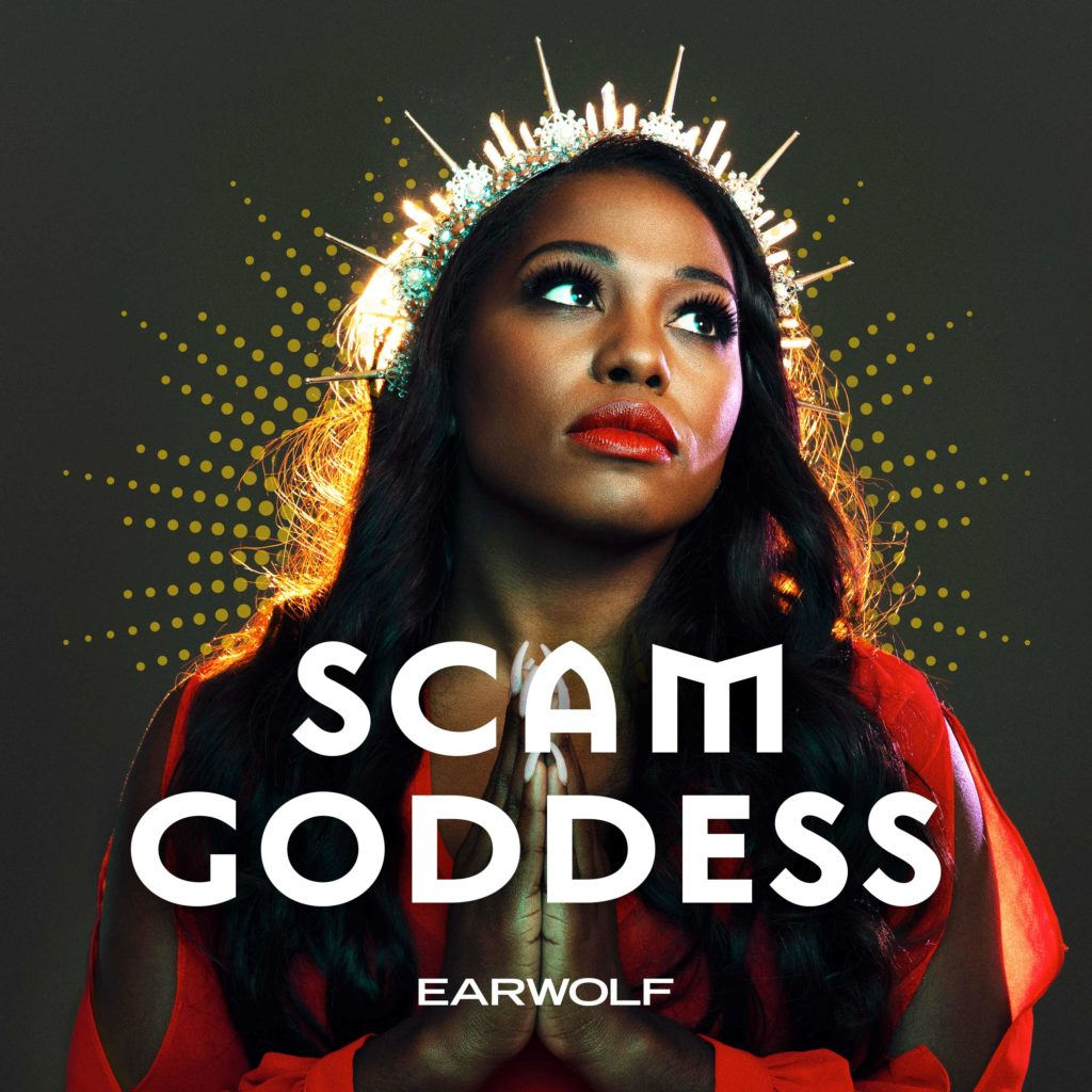 Scam Goddess podcast logo