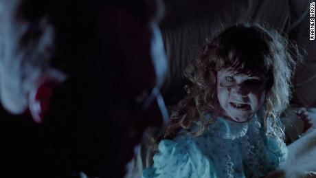 "The girl in ""The Exorcist"" became possessed after playing with a Ouija board."