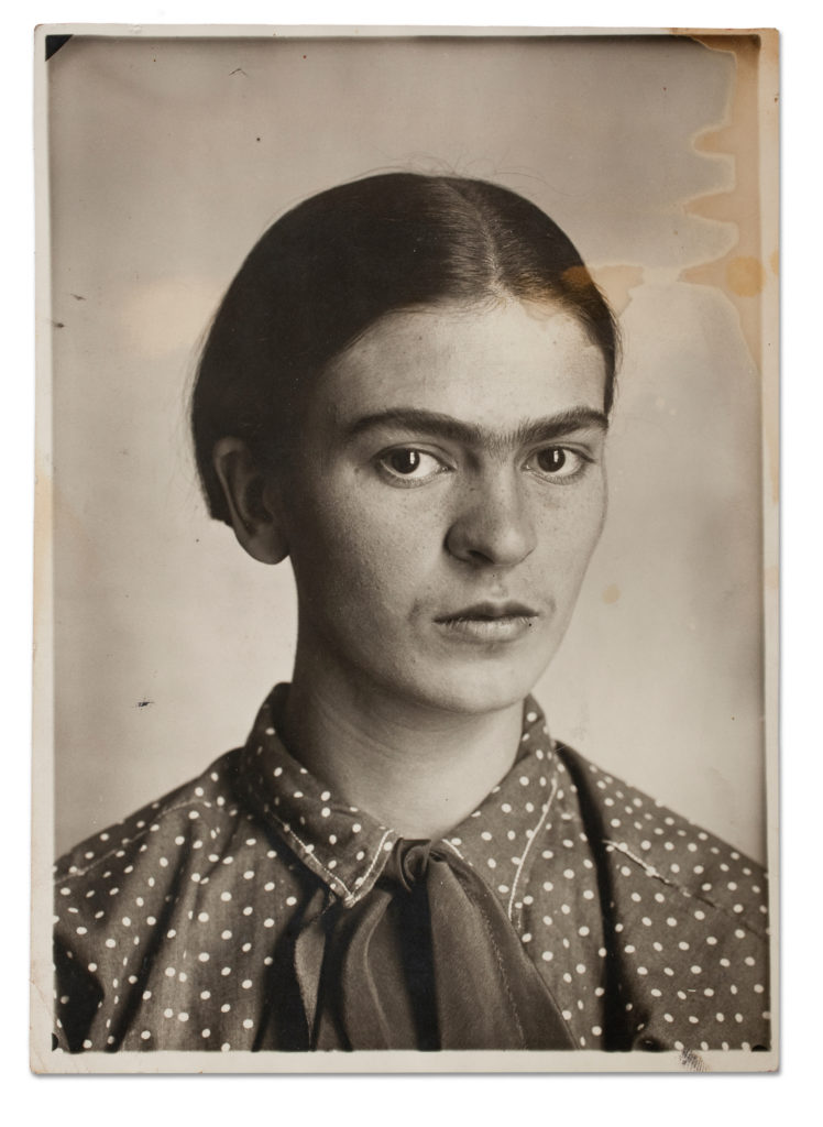 Guillermo Kahlo, Frida Kahlo (circa 1926). Courtesy of the Frida Kahlo & Diego Rivera Archives. Bank of Mexico, Fiduciary in the Diego Rivera and Frida Kahlo Museum Trust.