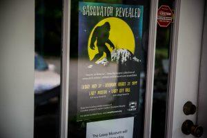 History Bigfoot Lacey-Museum-Sasquatch-Exhibit