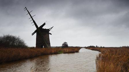 Brograve Mill. Picture: ANTONY KELLY