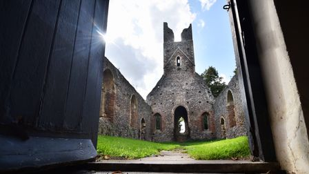 St Peter and St Paul Church, Tunstall. Picture : ANTONY KELLY
