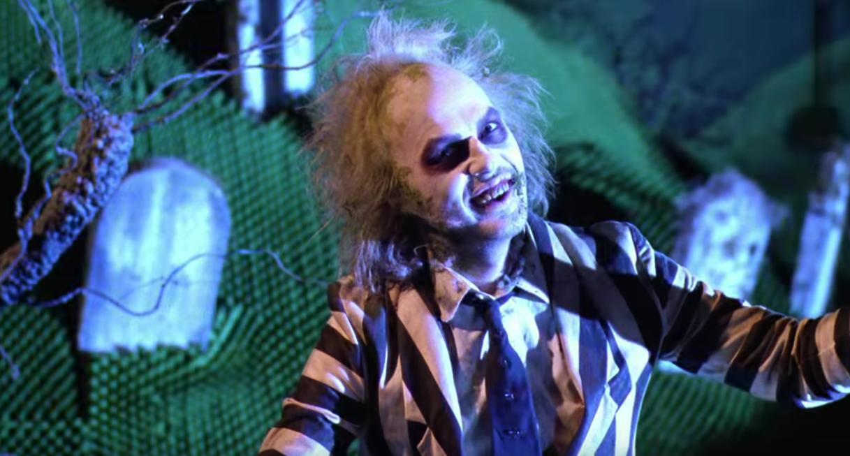 beetlejuice top 10 haunted house movies