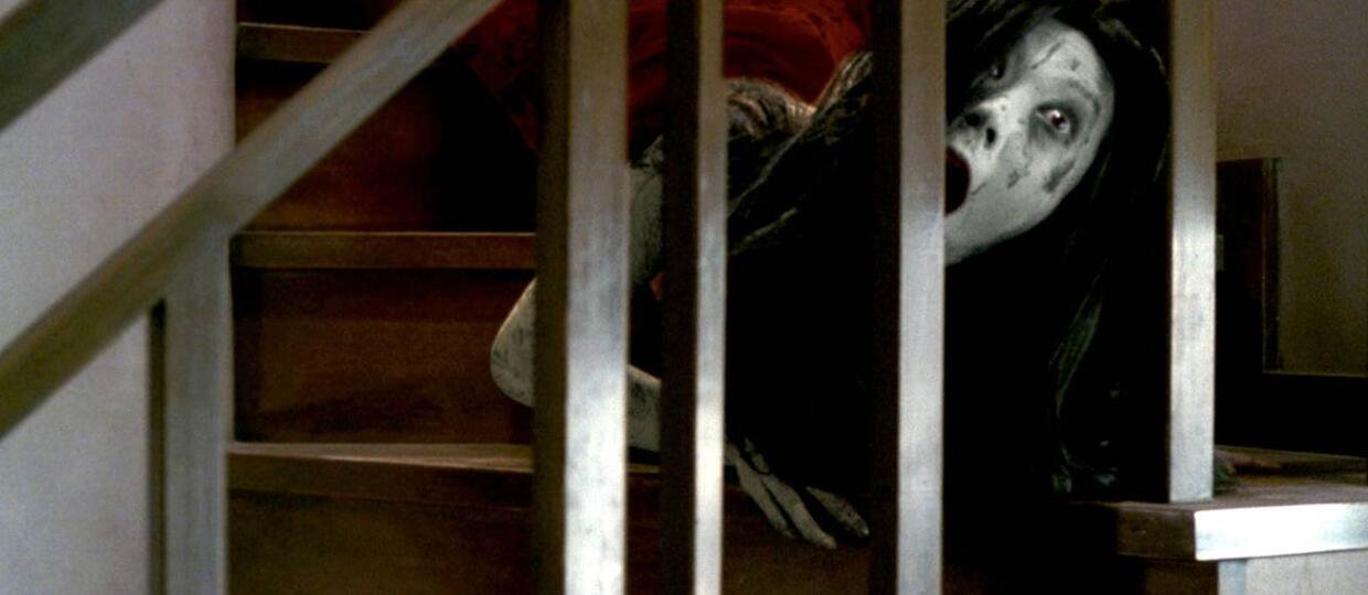 the grudge top 10 haunted house movies