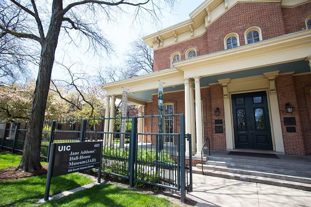 Jane Addams Hull House Museum