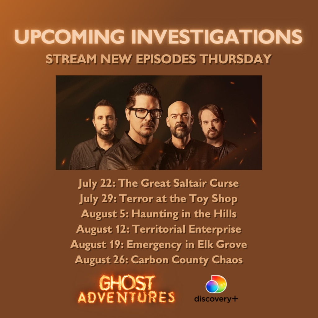 GHOST ADVENTURES 2 1024x1024 - The Boys in Black Are Back! The GHOST ADVENTURES Crew Return For Their 25th Season!