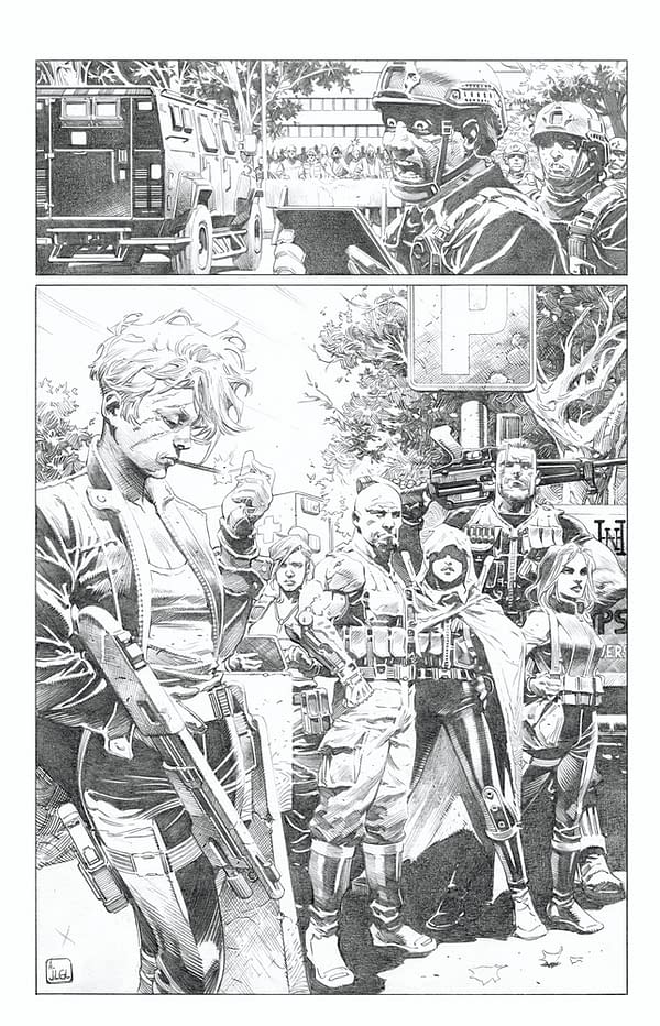 Monster Kill Squad by Christos Gage,