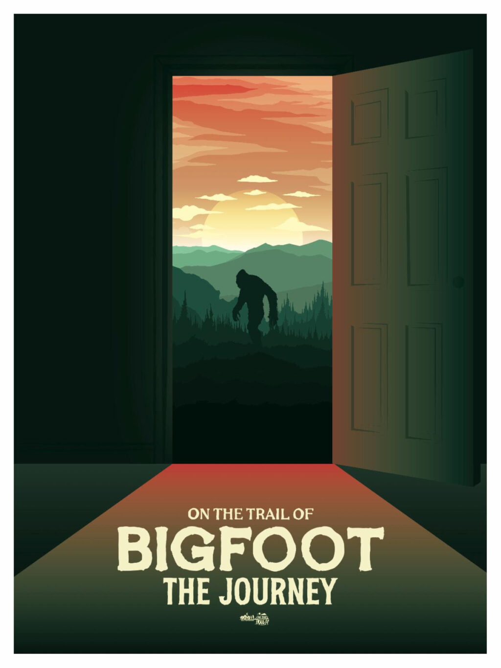 On the Trail of Bigfoot 1024x1365 - ON THE TRAIL OF BIGFOOT: THE JOURNEY Set for 6/8 VOD Release