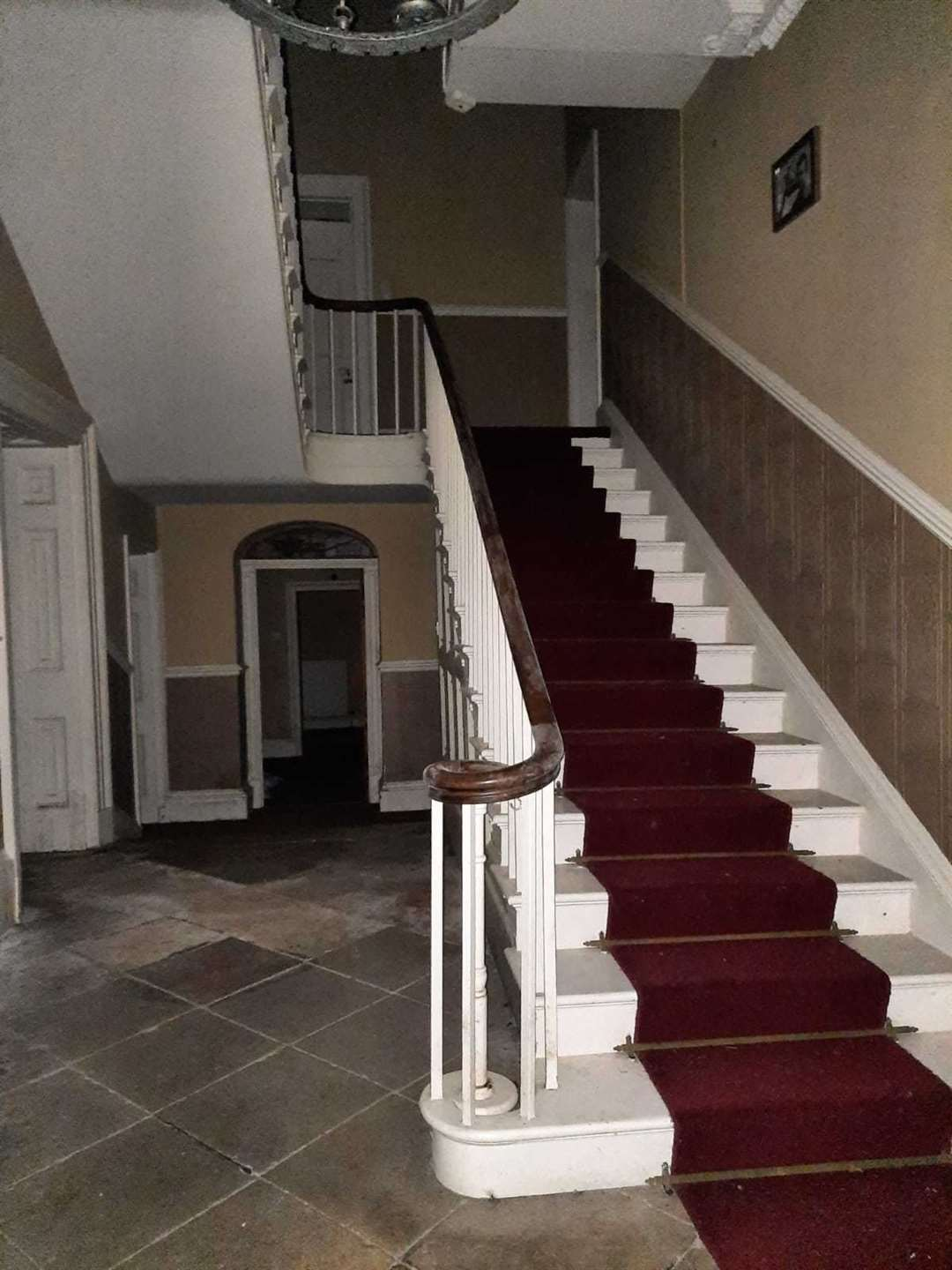 Inside the property in Donington where ghost hunter Joseph Hall investigated (49808520)