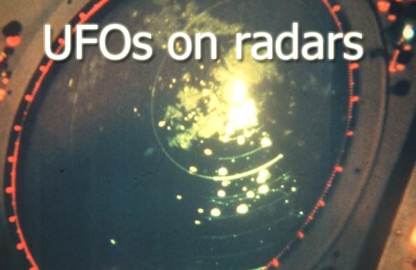 ufo radars