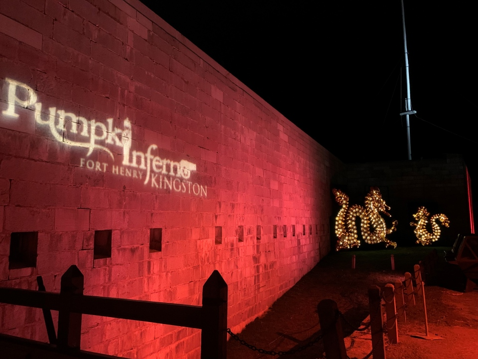 Pumpkinferno ready to light up Fort Henry